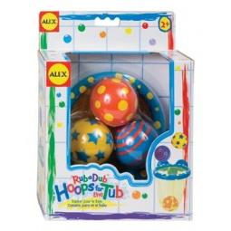 Купить Игра для ванной ALEX «Мячики в сетке»