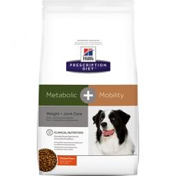 фото Корм сухой диетический для собак Hill's Prescription Diet Canine Metabolic+Mobility