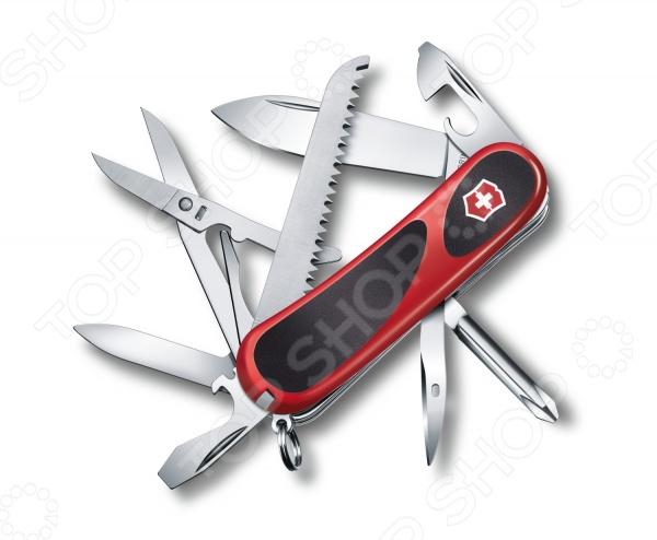 Нож перочинный Victorinox EvoGrip 18 2.4913.C