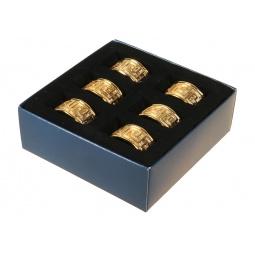 фото Кольца для салфеток Rosenberg 4118. Цвет: золотой