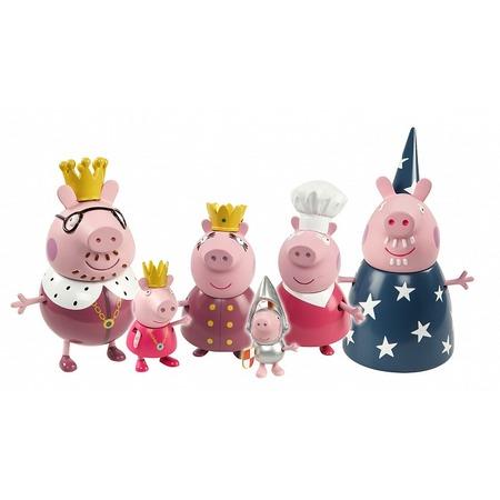 Купить Набор подвижных фигурок Intertoy «Королевская семья Пеппы»