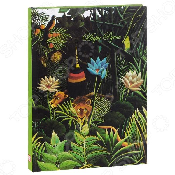 Блокноты. Тетради Фолио 978-966-03-6607-7 Анри Руссо. Сон. Блокнот (коричневая бумага)