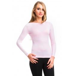 фото Кофта Mondigo 405. Цвет: бледно-розовый. Размер одежды: 46