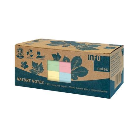 Купить Блок-кубик для записей Info Notes 5654-88box