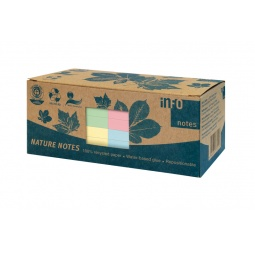 фото Блок-кубик для записей Info Notes 5654-88box