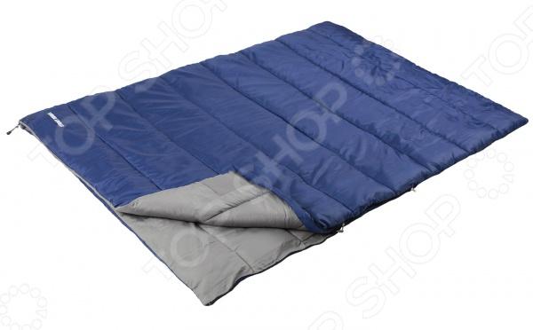 Спальный мешок Trek Planet Sydney DoubleСпальные мешки<br>Trek Planet Sydney Double это современный, практичный и удобный спальный мешок, без которого трудно обойтись любителям настоящего отдыха на дикой природе. Это может быть туристический поход, охота или рыбалка, а также другие виды отдыха, предполагающие ночевку под открытым небом или в палатке. Благодаря сочетанию продуманной формы и высококачественных материалов, температурный диапазон, при котором сон в таком мешке будет комфортным, достаточно широк. Преимущества спального мешка Trek Planet Sydney Double:  Рассчитан на двух туристов;  Температура экстрима составляет -5 ;  Температура комфорта, составляющая 10 ;  Защита от влаги и ветра;  Защищенная термоклапаном двухзамковая молния;  Комплектный чехол, способствующий максимальному удобству при переноске и хранении спального мешка. Обеспечьте себя качественной экипировкой и каждый поход на природу станет настоящим приключением, со множеством событий, оставляющих в памяти неизгладимый след.<br>