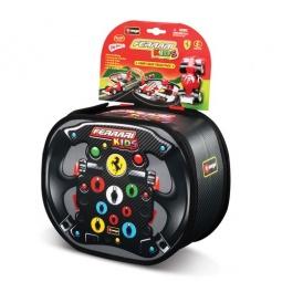 Купить Игровое поле-рюкзачок Bburago «Ferrari Kids»