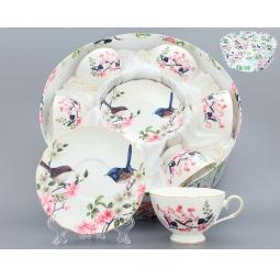 Купить Чайный набор Elan Gallery «Райские птички»
