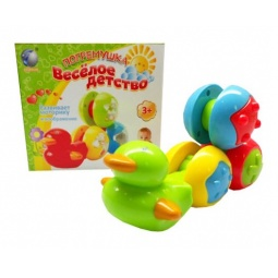 фото Игрушка-погремушка Shantou Gepai «Веселое детство»