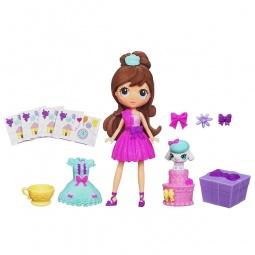 фото Набор игровой для девочек Littlest Pet Shop Блайс и зверюшка. В ассортименте