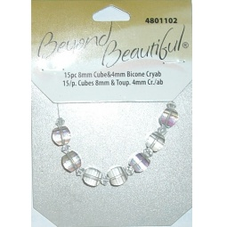 Купить Бусины Beyond Beautiful E4801102