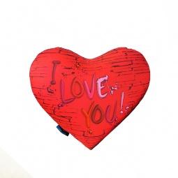 фото Подушка детская Maxitoys «Сердце»
