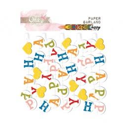 фото Украшения бумажные Glitz Design Color me happy