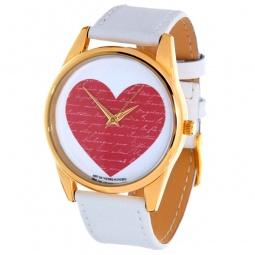 фото Часы наручные Mitya Veselkov «Сердце» Shine
