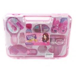 фото Игровой набор для девочки Shantou Gepai «Набор парикмахера в чемоданчике» 629113