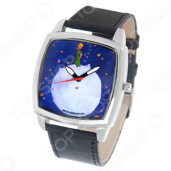 Часы наручные Mitya Veselkov «Принц и звездное небо»