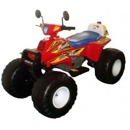 фото Квадроцикл детский электрический Пламенный Мотор «Биг Рейсер»