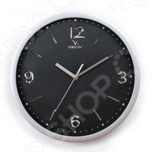 Часы настенные Вега Н 0248 В «Черная классика»
