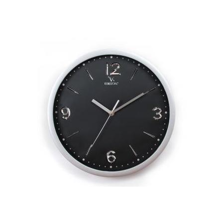 Купить Часы настенные Вега Н 0248 В «Черная классика»