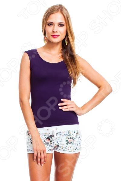 Майка Mondigo 326. Цвет: темно-фиолетовый