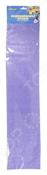 Набор бумаги крепированной перламутровой Silwerhof Shine Flyers