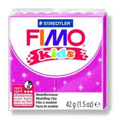 фото Глина полимерная для детей Fimo kids 8030. Цвет: розовый