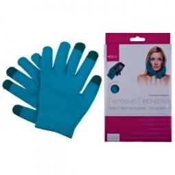 фото Перчатки увлажняющие гелевые MEDOLLA Чувствительные пальчики
