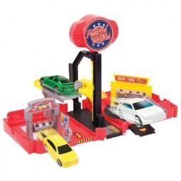 Купить Игровой набор Motormax «Мини-заправочная станция»
