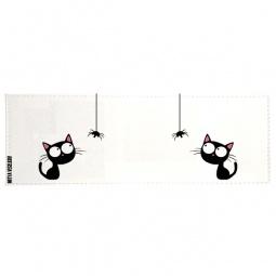 фото Обложка для студенческого билета Mitya Veselkov «Кошка и паучок»