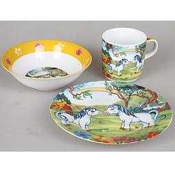 Купить Набор посуды для детей Rosenberg 8755
