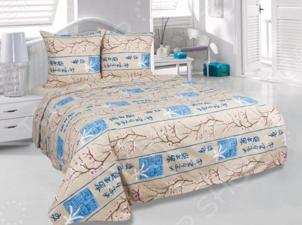 Комплект постельного белья Tete-a-Tete «Сакура»