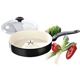 Купить Сковорода Delimano Ceramica Prima Dry Cooker