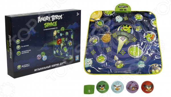 ������-����� ����������� 1 Toy Angry Birds