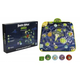 Купить Коврик-дартс музыкальный 1 Toy Angry Birds