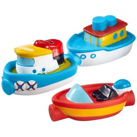 Купить Игрушка для ванны Alex «Магнитные лодочки»