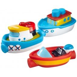 фото Игрушка для ванны Alex «Магнитные лодочки»