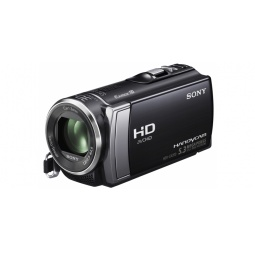 фото Видеокамера SONY HDR-CX200E. Цвет: черный