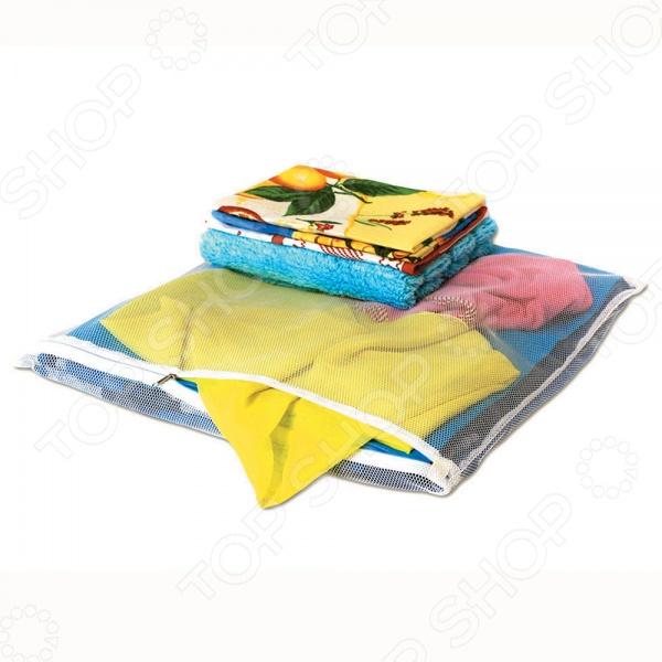 Мешок для стирки EVA поможет вам сохранить вид любимых вещей во время стирки. Мешок не позволит мелким предметам потеряться во время стирки, а также защитит саму стиральную машину. Материал, из которого сделан мешок, не подвержен деформации, а значит он не даст усадку и не растянется во время многочисленных стирок.
