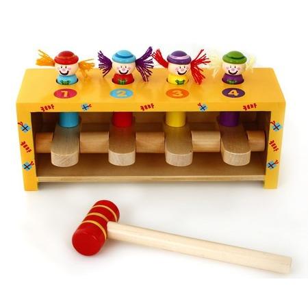 Купить Игра развивающая Mapacha «Прыгающие клоуны»