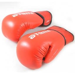 фото Перчатки боксерские ATEMI LTB19009B. Размер: 10 OZ. Цвет: серый, черный