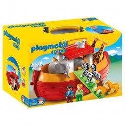 фото Конструктор игровой Playmobil «Возьми с собой. Ноев Ковчег»