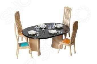 Набор мебели игрушечный Огонек для столовой «Коллекция» огонек набор мебели для кукол коллекция для столовой