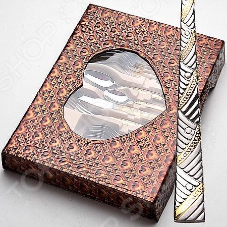 Набор столовых приборов Mayer&amp;amp;Boch MB-22565Столовые приборы<br>Набор столовых приборов Mayer Boch MB-22565 - красивый и элегантный столовый набор, который станет настоящим украшением любого праздничного или обеденного стола. Красивые и эстетичные столовые приборы удовлетворят запросы даже самых требовательных и взыскательных покупателей. Изделия выполняются из высококачественной нержавеющей стали, которая проходит тщательный технический контроль. Приборы отличаются своими прекрасными антикоррозийными свойствам, а также удивительной устойчивостью к воздействию кислот и щелочей. Тщательная полировка обеспечивает высокую степень гигиеничности приборов. Элегантный дизайн в виде золотистых узоров придает особый лаконичный и стильный внешний вид, который будет сочетаться с любым набором посуды.<br>
