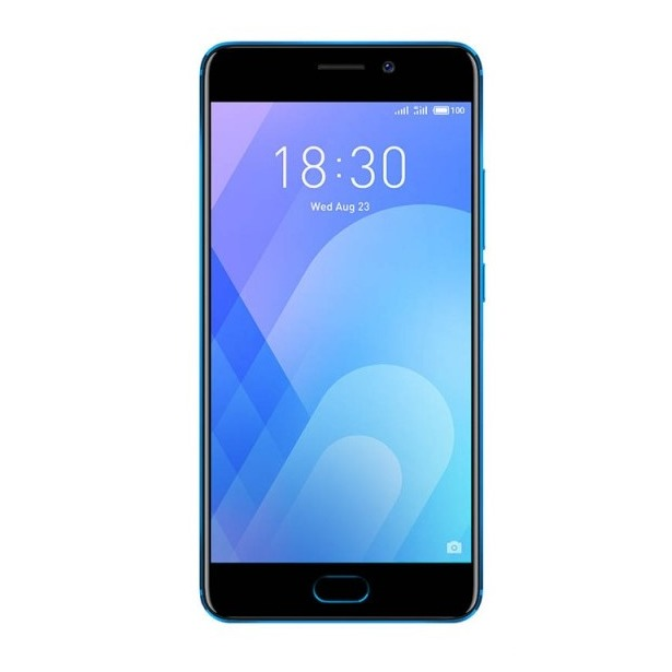 фото Смартфон Meizu M6 Note 4/64Gb. Цвет: синий