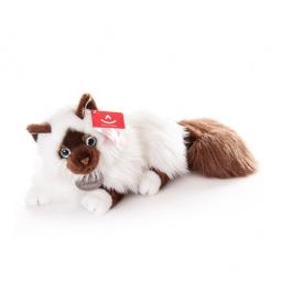 Купить Мягкая игрушка AURORA «Кошка сиамская» 45 см
