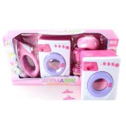 фото Игровой набор для девочки Shantou Gepai «Бытовая техника»