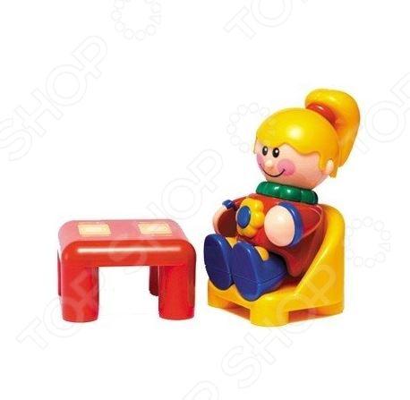 фото Игрушка развивающая Tolo Toys Чаепитие, Другие развивающие игрушки и игры