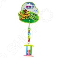 Игрушка для птиц DEZZIE «Карусель»