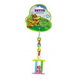 Купить Игрушка для птиц DEZZIE «Карусель»