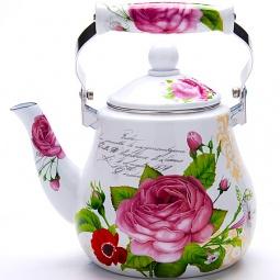 Купить Чайник Mayer&Boch MB-23990 «Цветы»